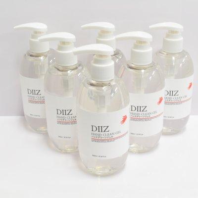 DIIZ アルコールクリーンジェル 300ml【6本セット】※送料無料(離島一部...