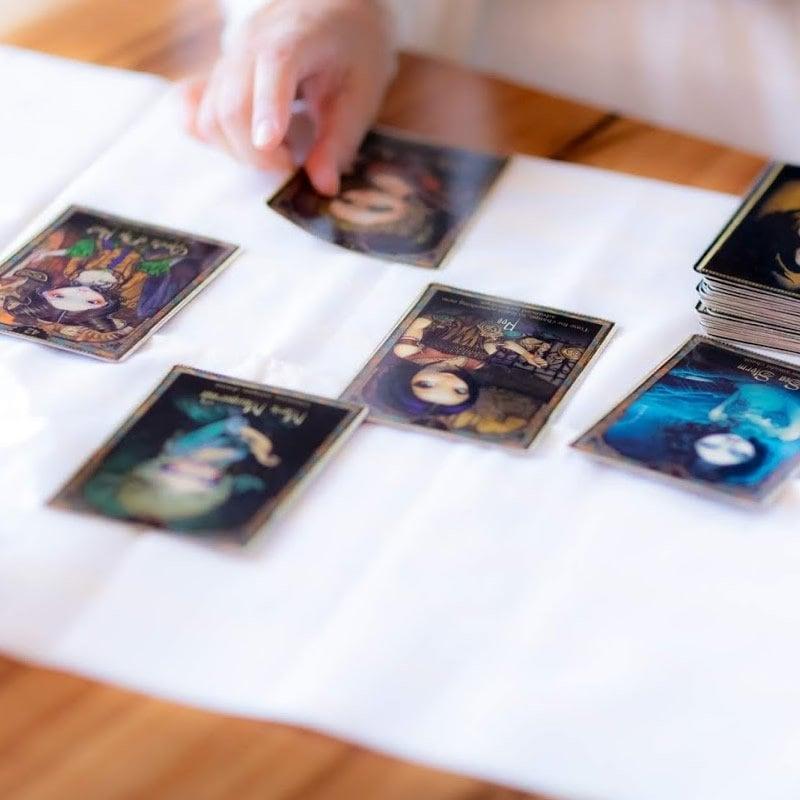 パワーヒーリングスピリチュアルオラクルカード占い30分ZOOMのイメージその4