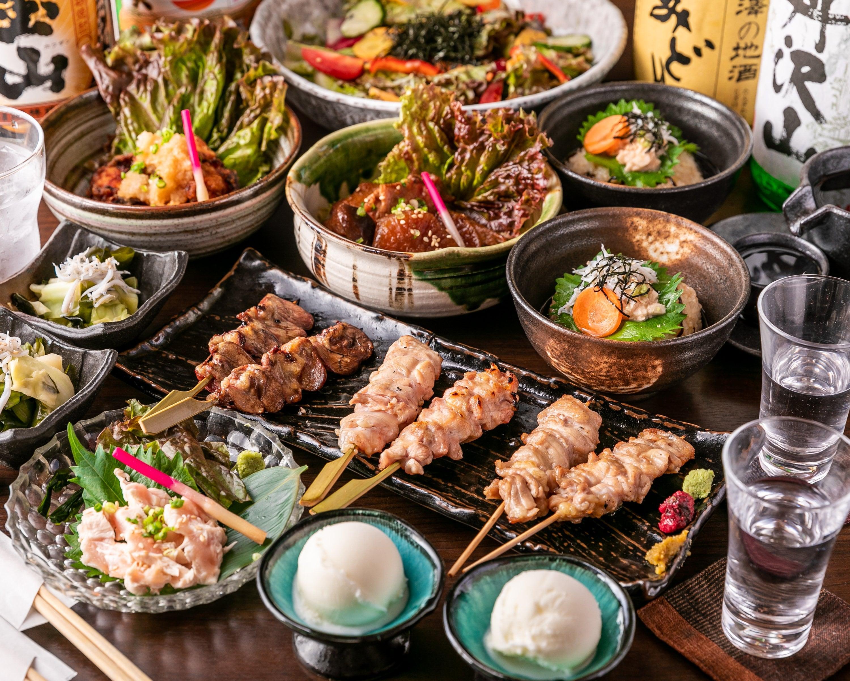 「うえちゃん」お得な5000円分のお食事ウェブチケットのイメージその1