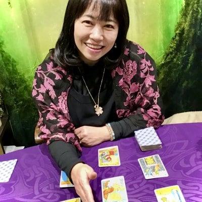 【10/24イベント限定】タロット&オラクルカード占い/15分 ¥1.500