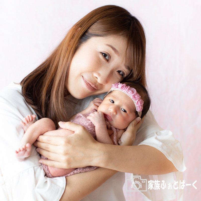 赤ちゃんの撮影〜ニューボーンフォト|ファミリープランのイメージその6