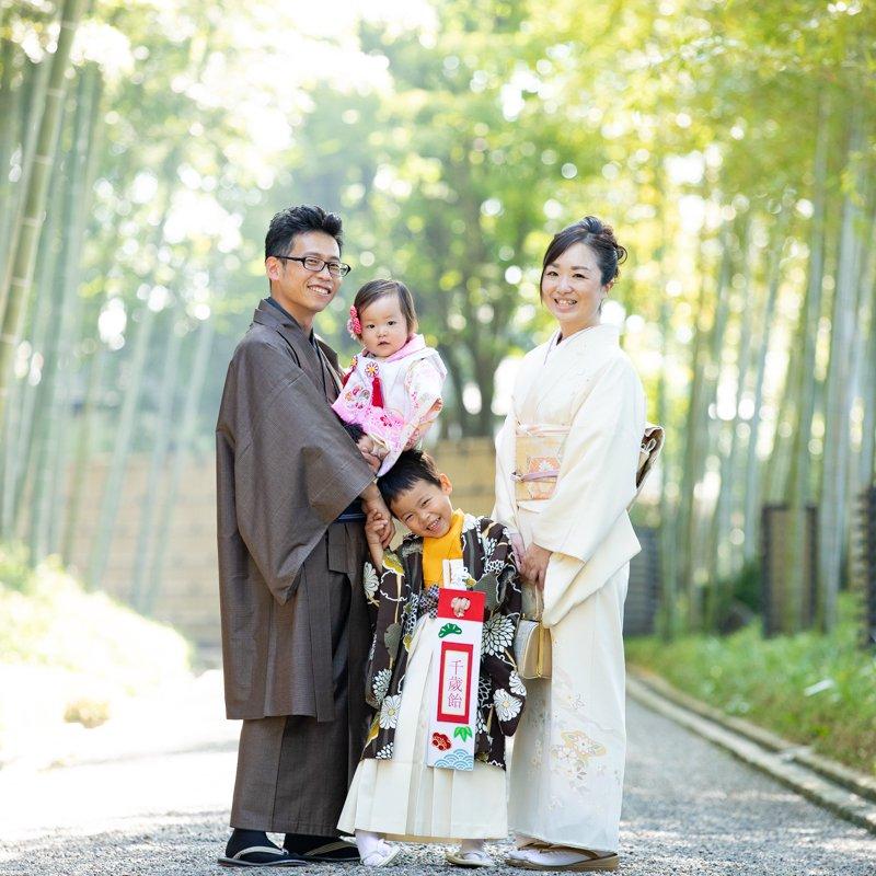 オプション|日本庭園「花田苑」での撮影(20分延長&データ20枚増量)のイメージその3