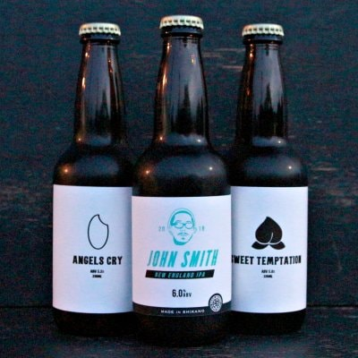 3 Bottle Set TypeB