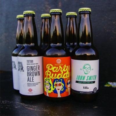 6 Bottle Set TypeA AKARI BREWING