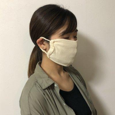 【送料無料】大人サイズ 涼しくて爽やかオーガニックコットンマスク3枚セット