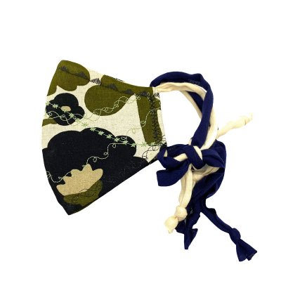 【きくみそ雑貨】GHOST SOUP 布マスク