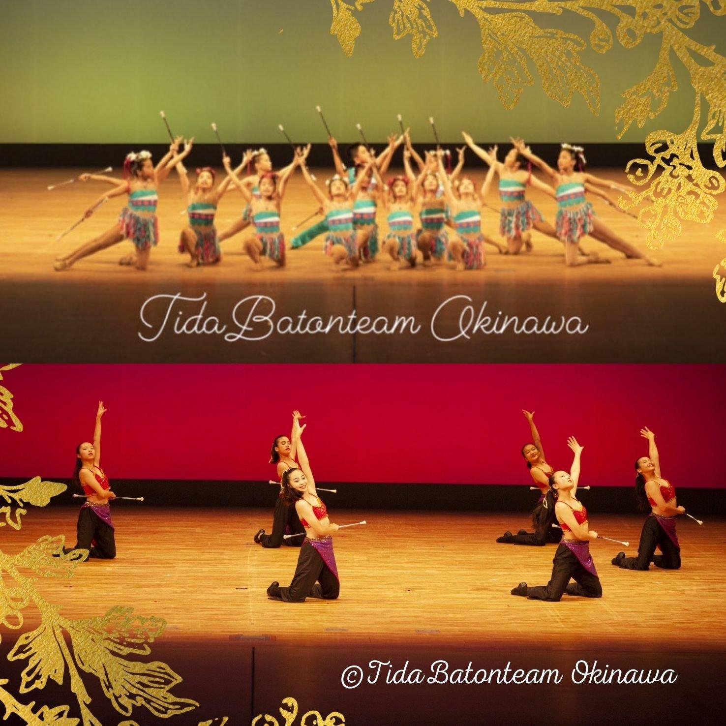 創立10周年記念 第1回 TidaBatonteam Okinawa バトン発表会の小人用チケット (小・中学生)のイメージその6