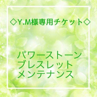 Y.M様専用/パワーストーンブレスレットメンテナンス