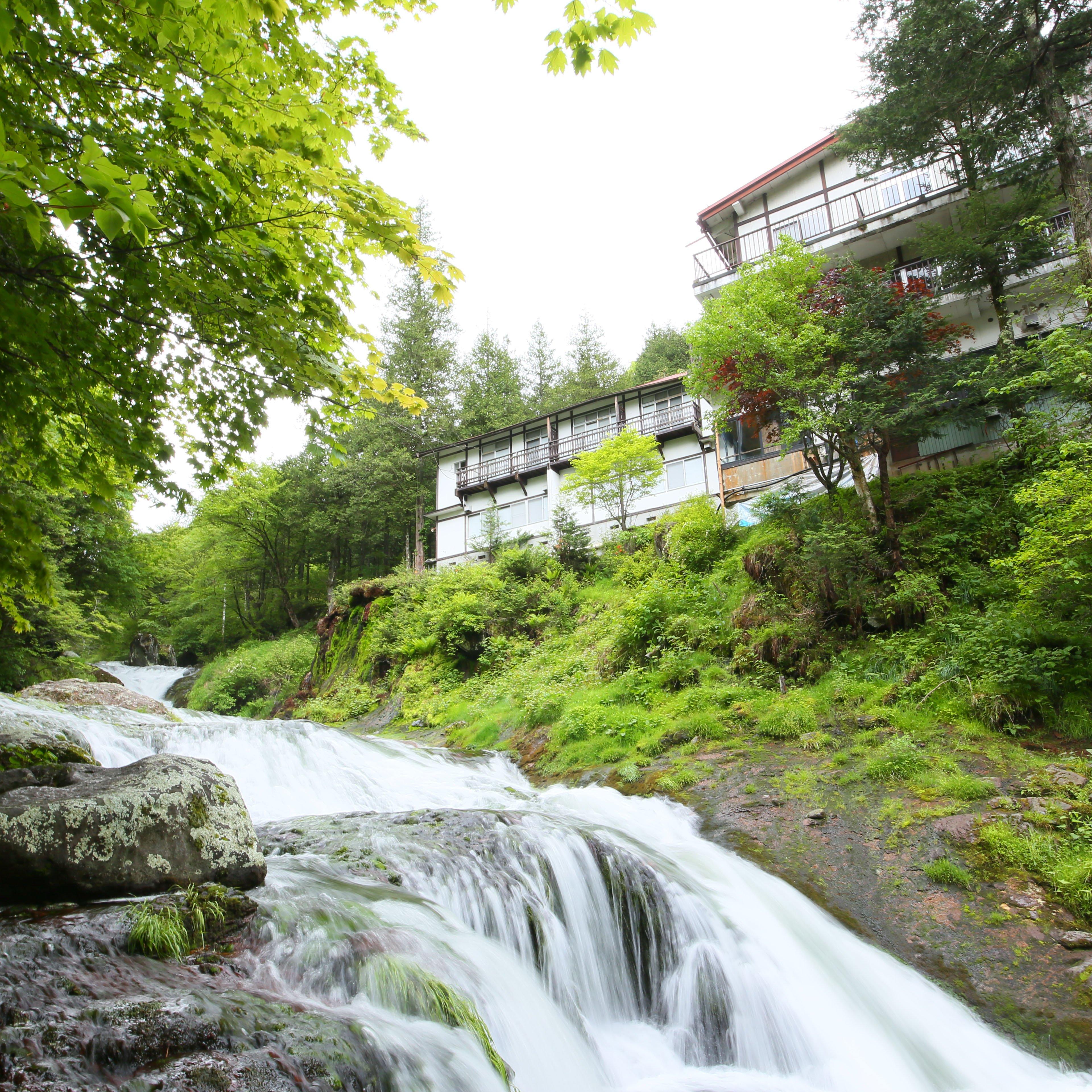 長野県の秘境の温泉宿で素泊りを楽しもう![素泊り]2名1室 7月-8月-10月宿泊分のイメージその4