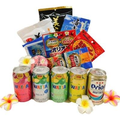 沖縄おつまみセット5500円(送料込み)