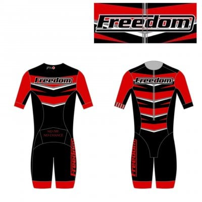 [女性用]【Freedom Pro オリジナル 限定受注生産】Women's Freedom Pro エア トライスーツ