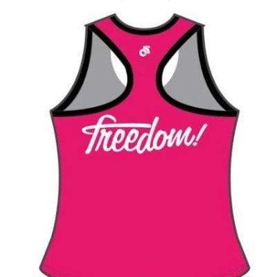 [女性用]【Freedom Pro オリジナル 限定受注生産】Women's レーサーバッ...