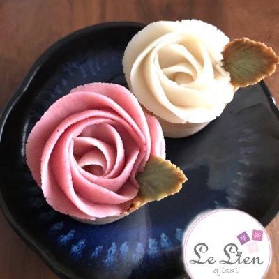 【3/19 イベント限定】浮島あんフラワーチョコカップケーキ(4個入り)こ