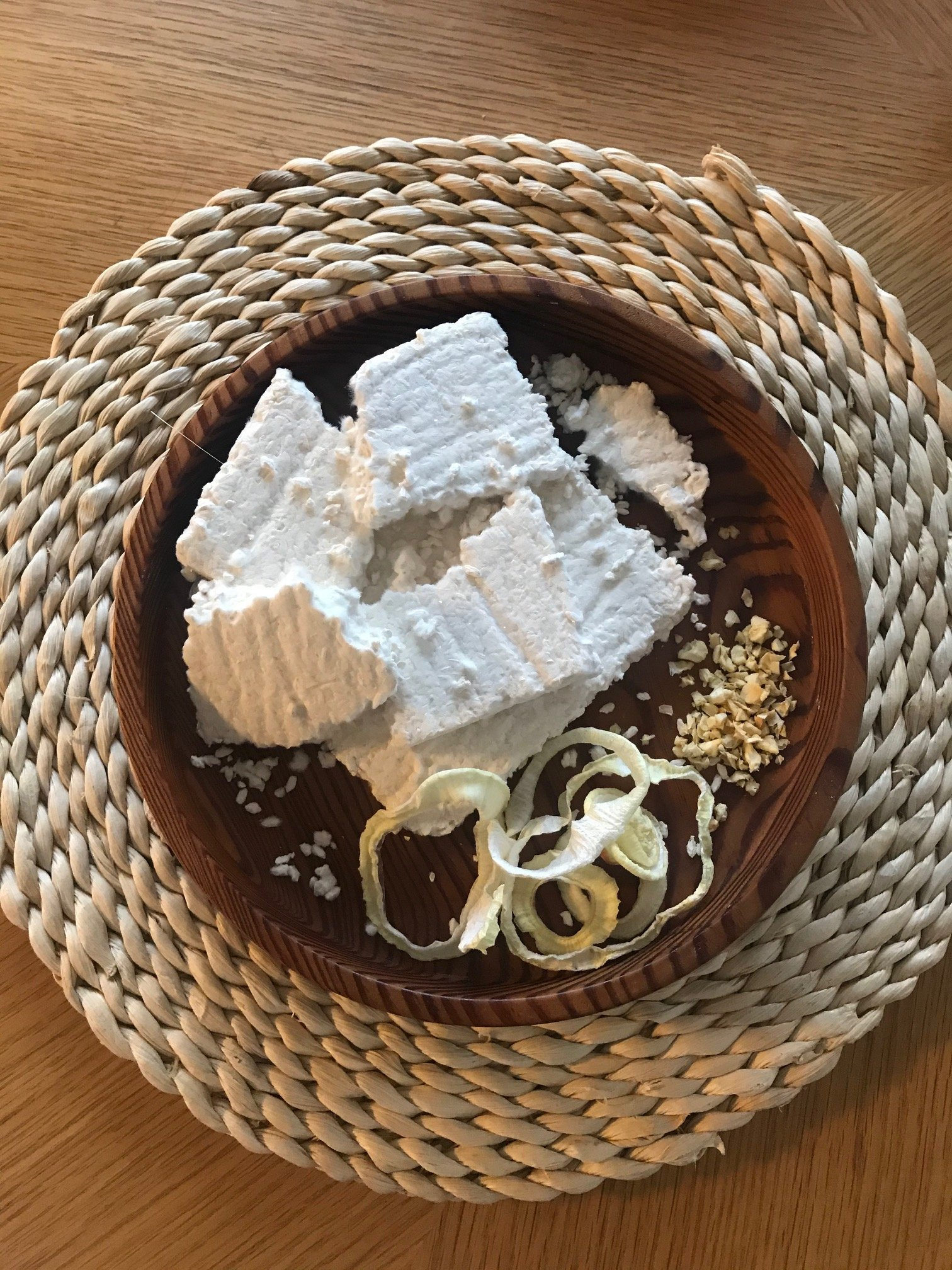 7月12日(日)「干し野菜麹」料理教室 たっぷりの干し野菜麹を作って・干し野菜麹を使った料理もマスターのイメージその2
