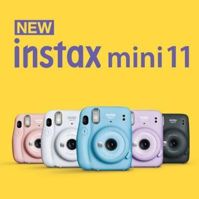 インスタントカメラ 『チェキ』 instax mini 11