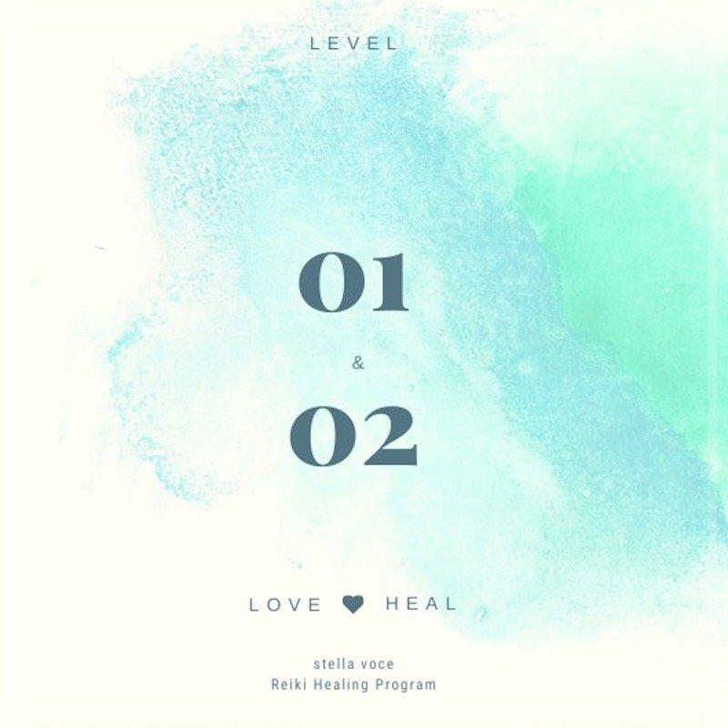 Reiki (レイキ)ヒーリング講座 Level 1~2/ Stella Voceのイメージその1
