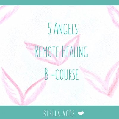 5エンジェルス遠隔ヒーリング Bコース|5Angels Remote Healing