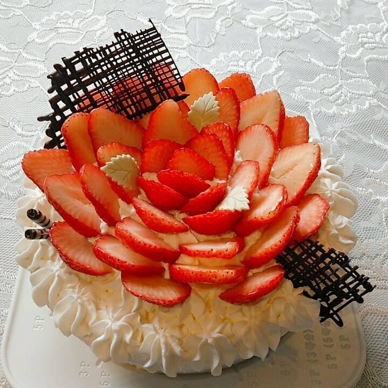 ケーキ用チケット 6号  3550円のイメージその4