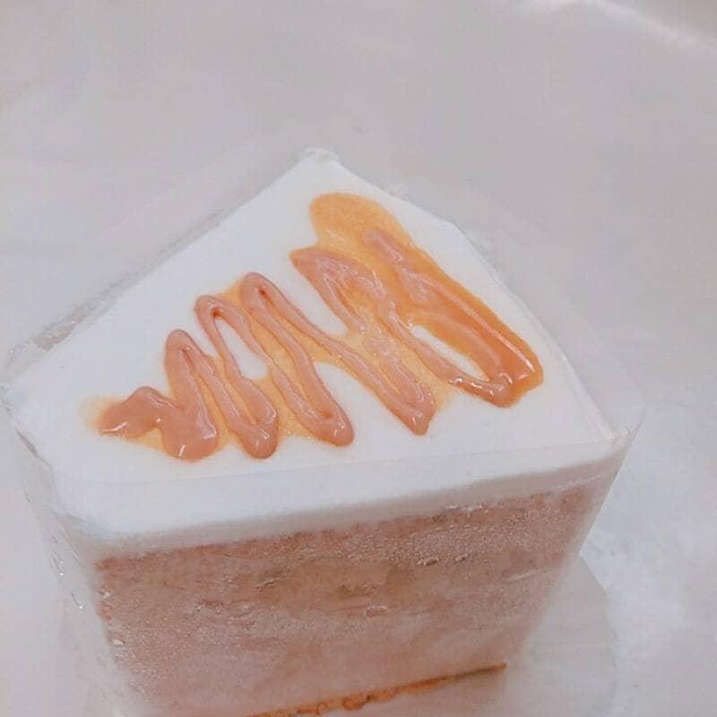キャラメルシフォンケーキのイメージその1