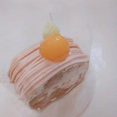モンブラんケーキ