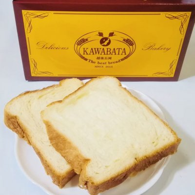 売れてます!!川端のデニッシュ食パン