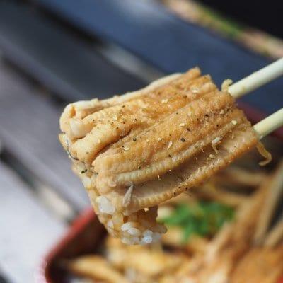【ふわっふわ】穴子が1.5倍/大盛り とろける手作り穴子丼/テイクアウト 持ち帰り 柏市/江戸川台の和風ダイニングわっ嘉