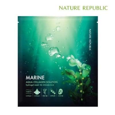 【NATURE REPBLIC】MARINE AQUA COLLAGEN SOLUTION