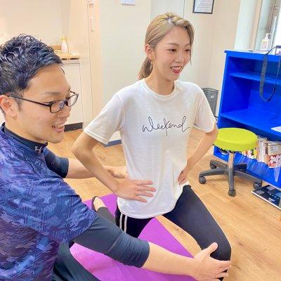 姿勢改善トレーニングでスッキリ爽快! がっつりトレーニングで、身体を変える。 60分単発トレーニング(出張サービス)