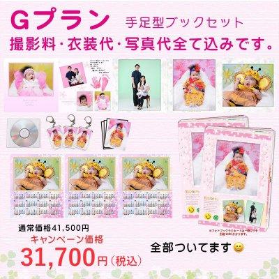 【店頭払い限定】Gプラン・手足型ブックセット