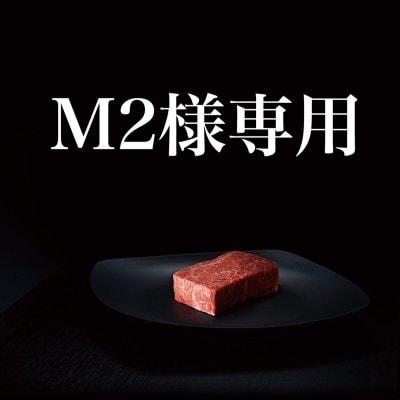 M2様専用