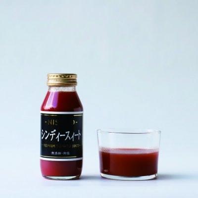 【トマトジュース】シンディースイートのトマトジュース180ml×6本入り/...