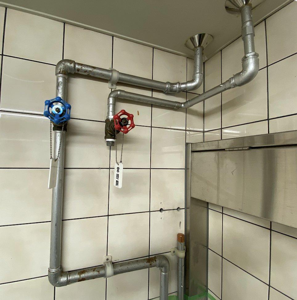水道管のリフォーム のイメージその1
