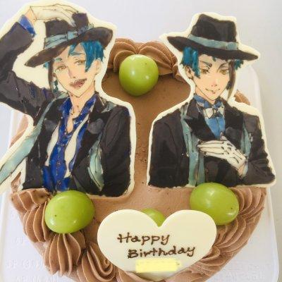 I様専用オリジナルバースデーケーキ