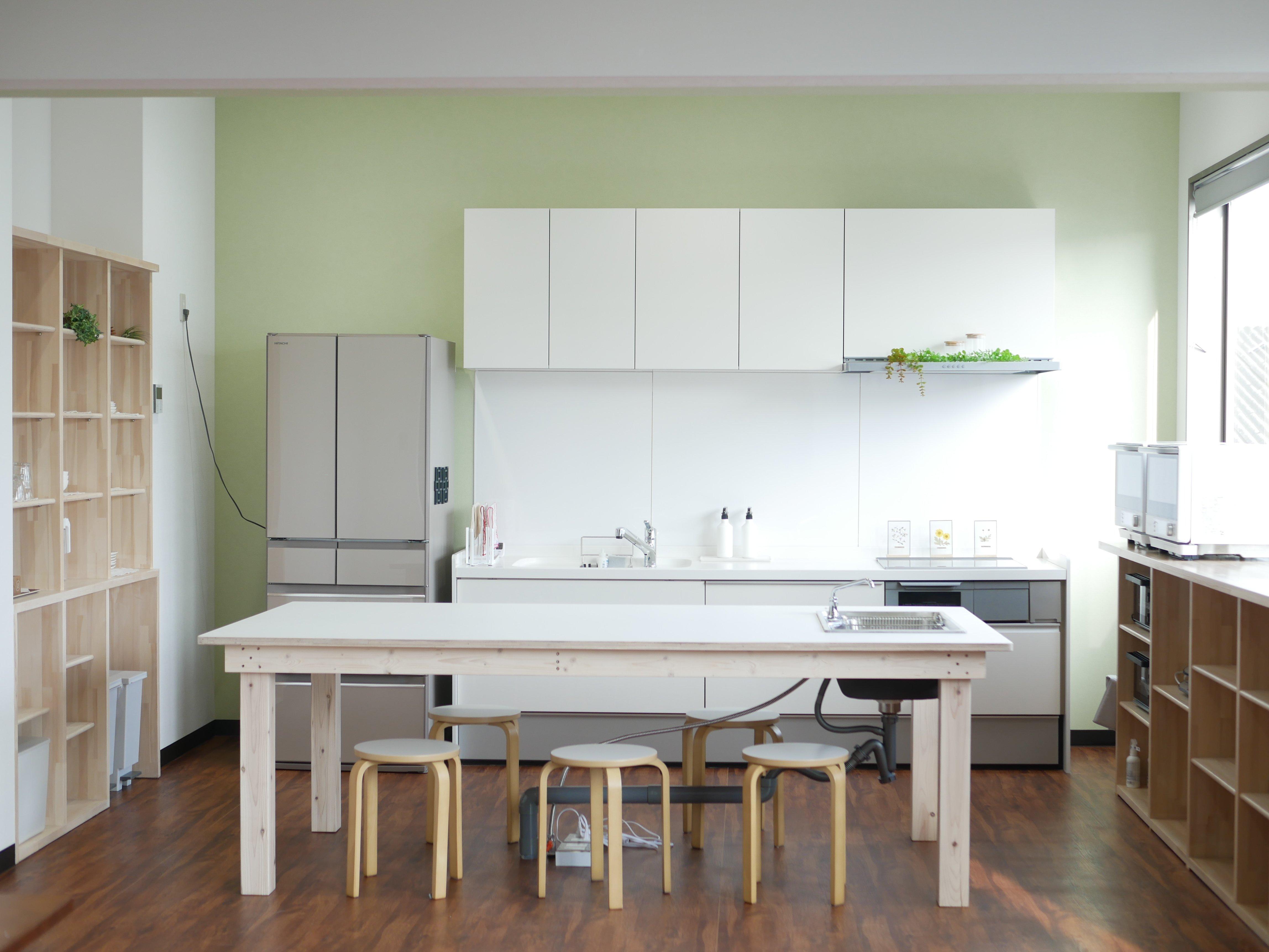 【現地払い専用】4時間キッチンペース(平日)!レンタルスペースmom+のイメージその4