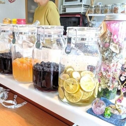 【再受講ガラス瓶持ち込み】酵素ジュース作り教室のイメージその3