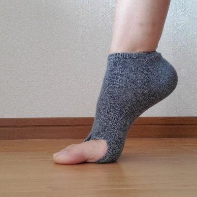 バンブー健康靴下