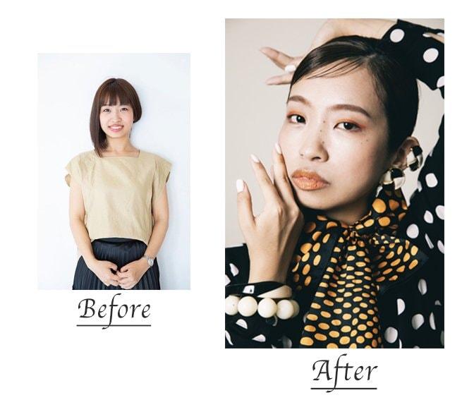 MAYA's ファッションアドバイスのイメージその5
