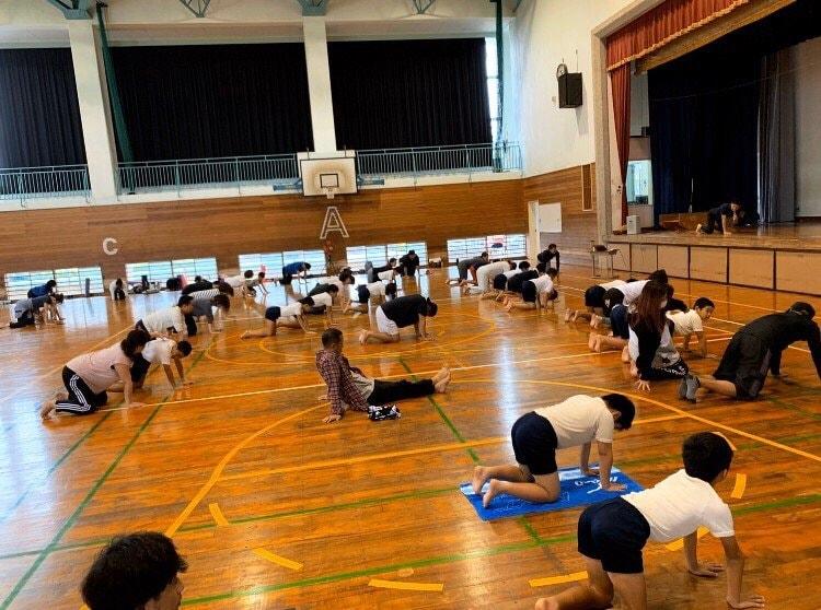 【現地払い限定】7月12日わーべ先生の体軸体操(親子参加型)のイメージその3