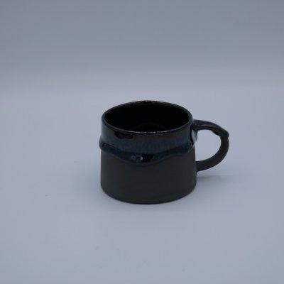 ドリッピーマグ黒 / グレー