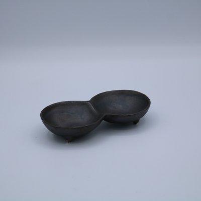 薬味小鉢 黒