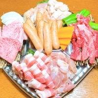 FAXDMのお客さん限定!!【肉の専門店監修】【BBQに最適】和牛セットB (5.6人前)(1.1kg)