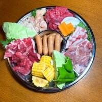 FAXDMのお客さん限定!!【肉の専門店監修】【BBQに最適】お得セットB (5人前)(1.1kg)