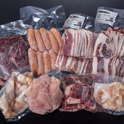 【肉の専門店監修】【BBQに最適】お得セットB (5人前)(1.1kg)