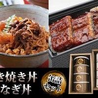 うなぎ丼缶詰(送料無料)