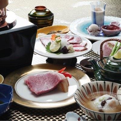 近江牛チャンピオン牛懐石ペアお食事チケット