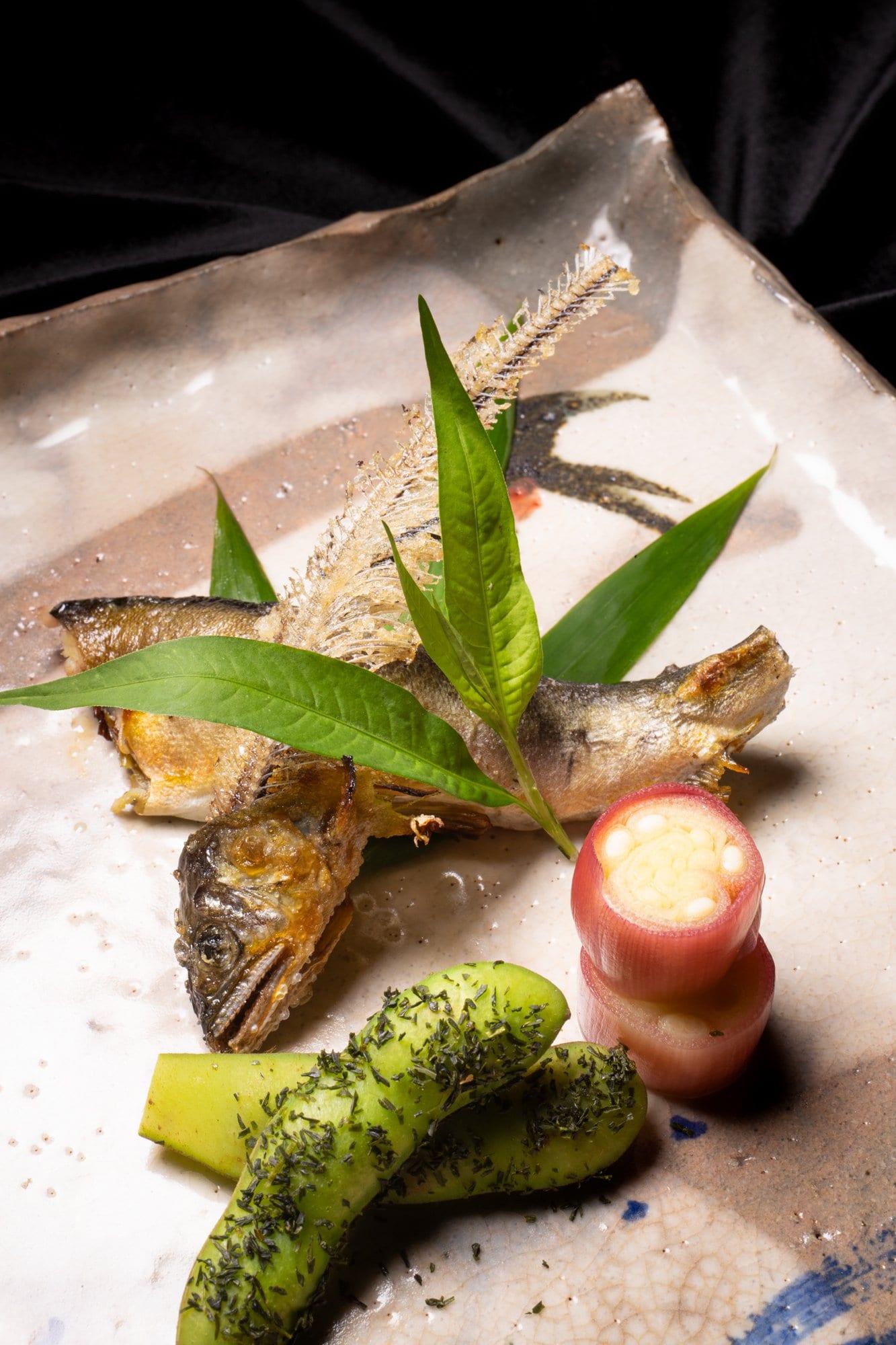 近江の極懐石ペアお食事チケットのイメージその1