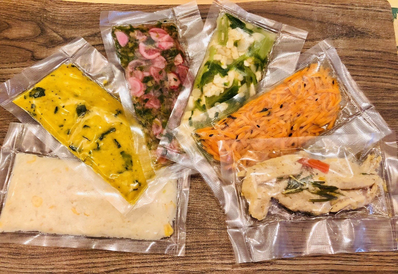 <現地購入限定>ナチュラル惣菜単品チケットのイメージその1