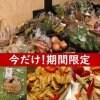 有機野菜とヴィーガンチキンフィレセット