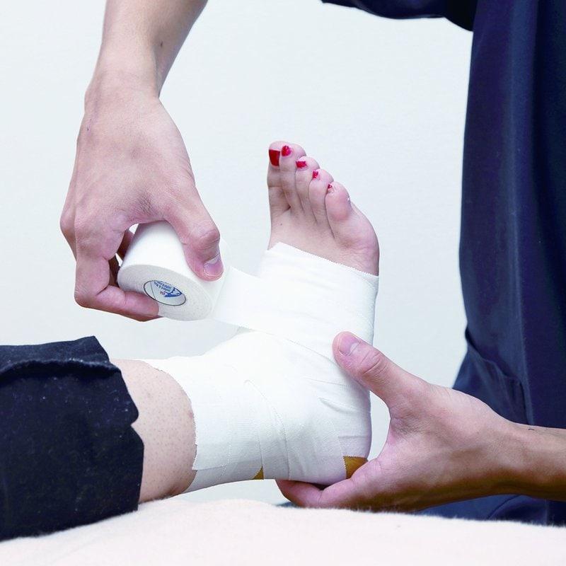 オンライン参加【第2回】明日から使える固定法(足関節・足部編)〜外傷に対する評価と固定法を学ぶ〜のイメージその1