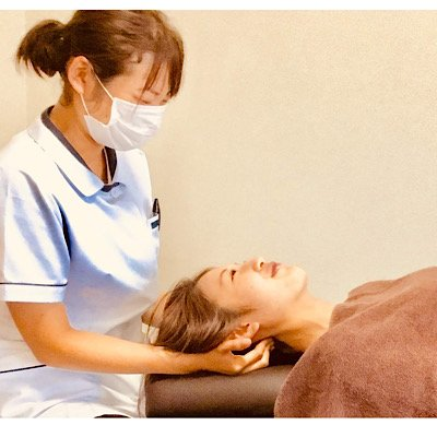 【定期メンテナンス、症状改善】頭蓋骨整体 60分 ¥8,800→¥7,700(税込)